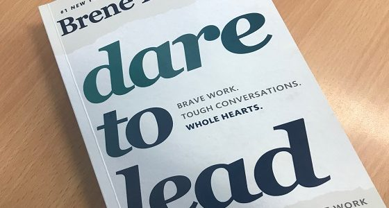 Dare to Lead. A Great Read