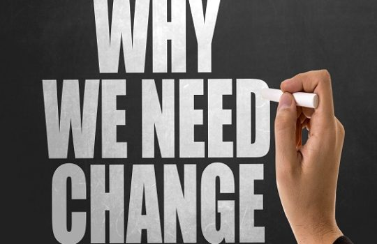 What are the indicators that your business needs to change?
