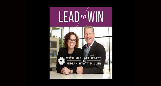 Podcast – Leading with confidence