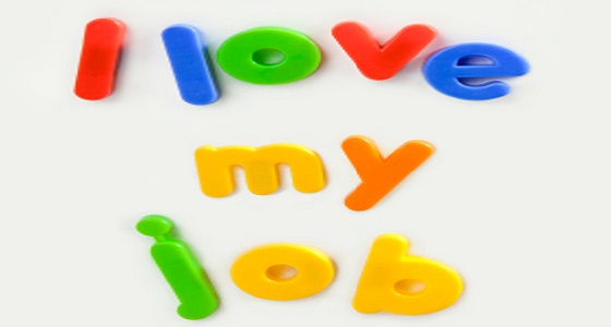 How do you help people to love their job?