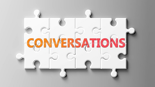 Are you good at having conversations?